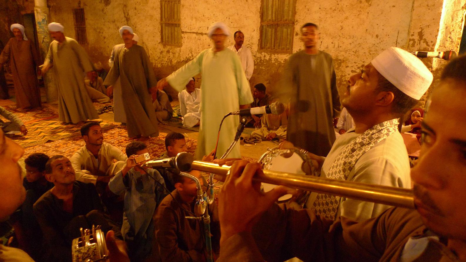Au Cœur du Nil Soufi
