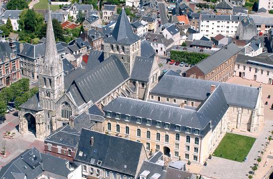 Cité péri-urbaines : déambulation Montivilliers