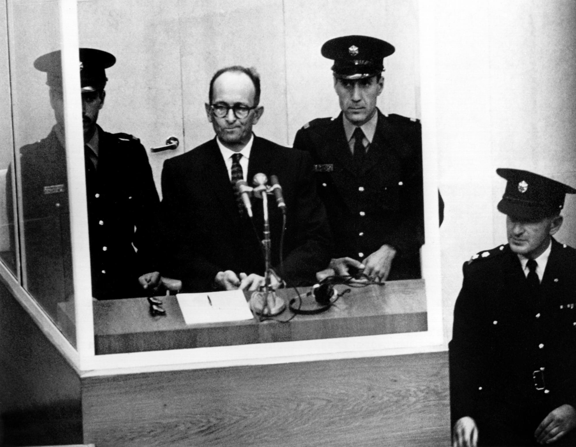 Université populaire - Eichmann, médiocre criminel de bureau ou monstre ?