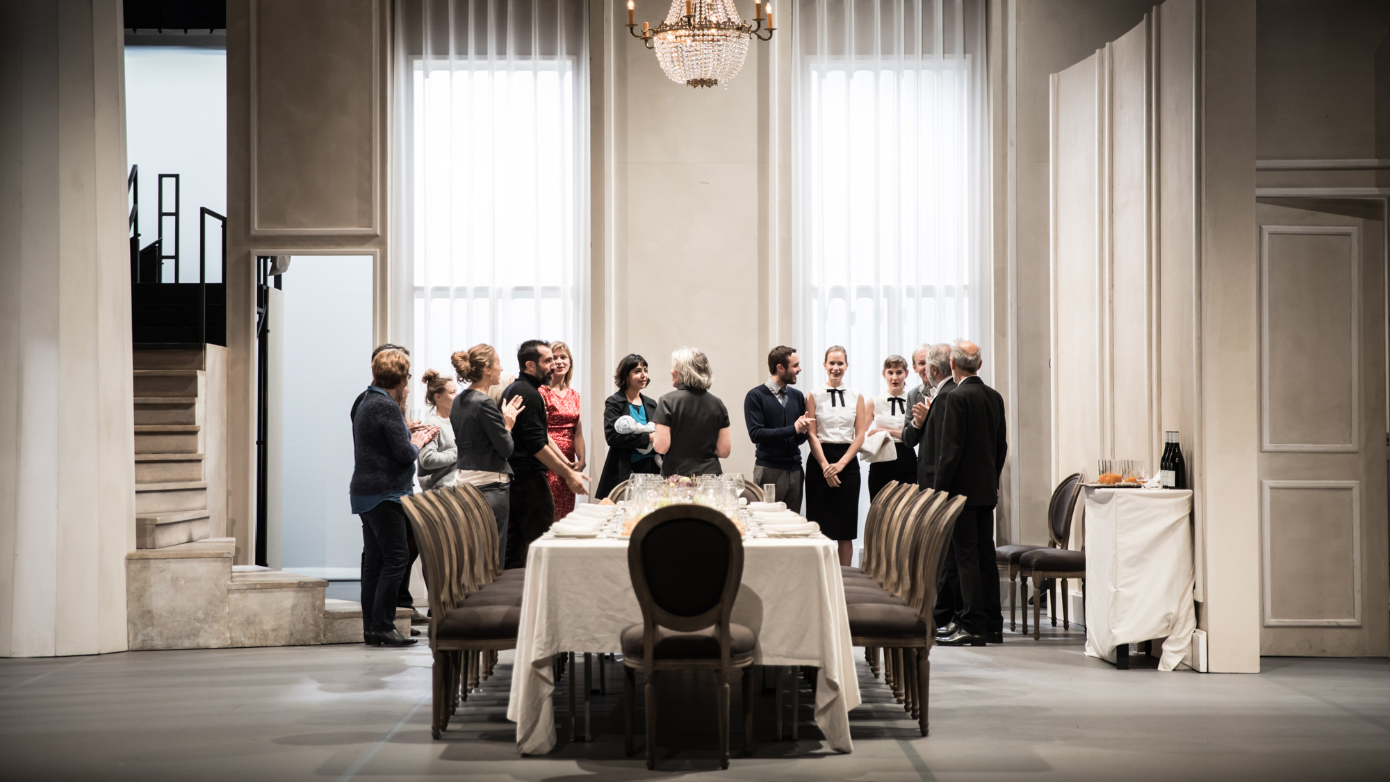 Festen / Thomas Vinterberg et Mogens Rukov / Cyril Teste / Collectif MxM