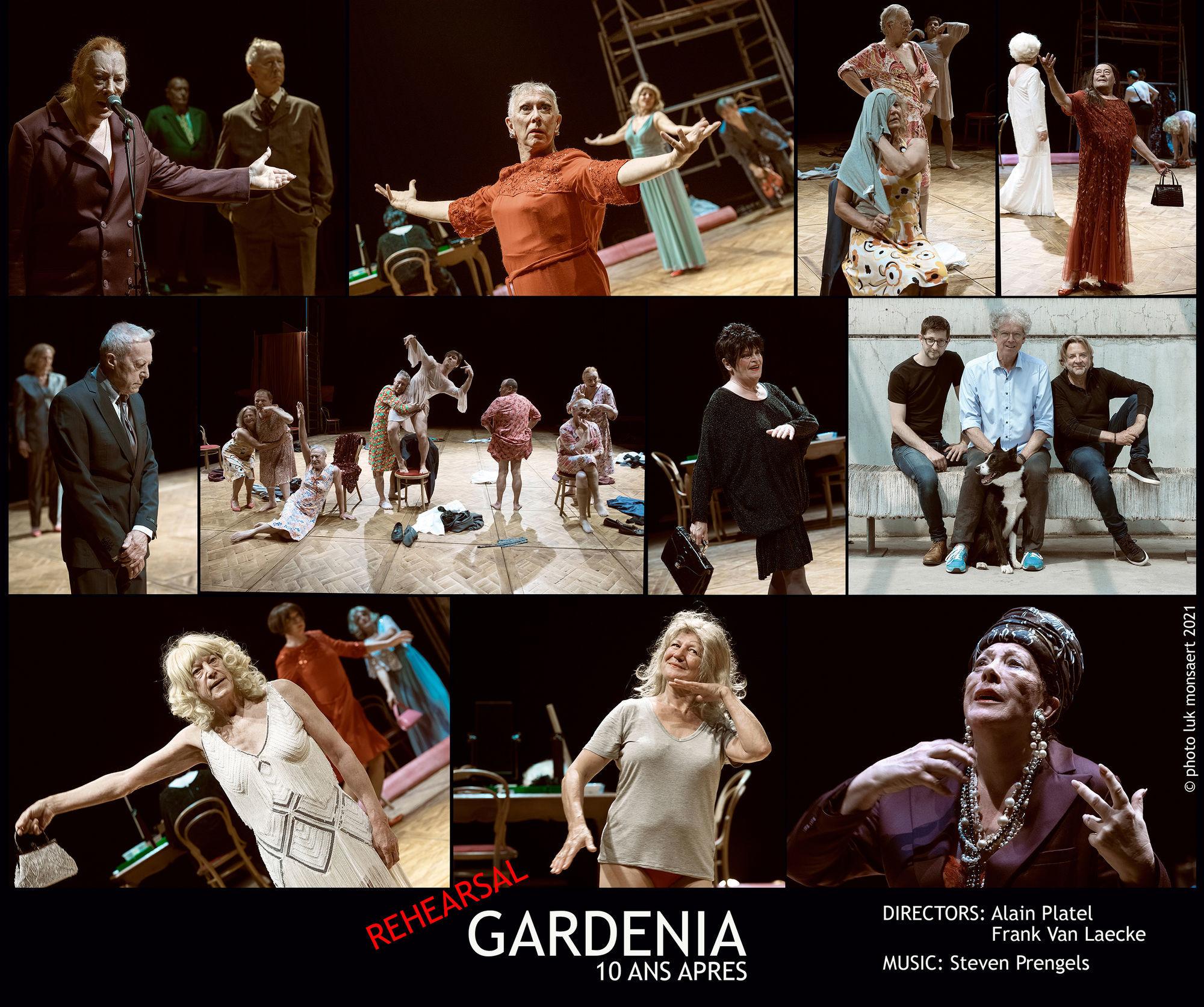 Gardenia - 10 ans après