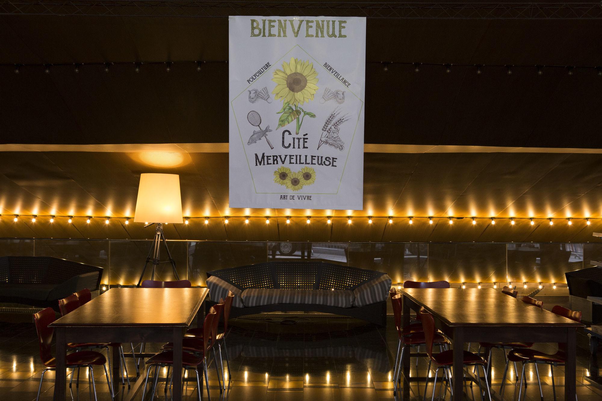 La Cité Merveilleuse - Opéra Pagaï