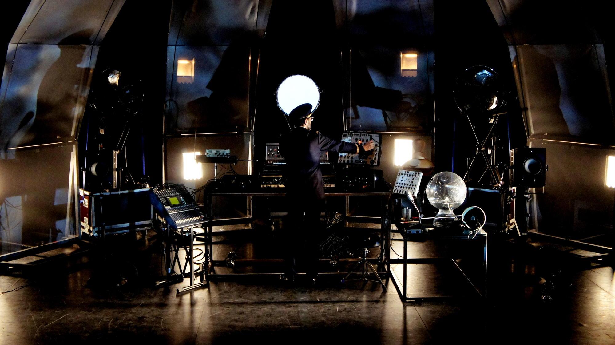 Le Voyage superSONique - Thierry Balasse