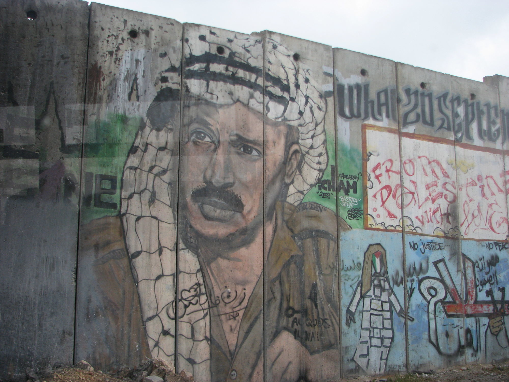 Les Palestiniens, une nation sans état
