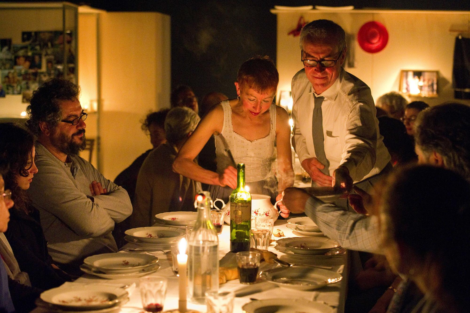 Mariage d'Hiver Journal intime - Teatro delle Ariette