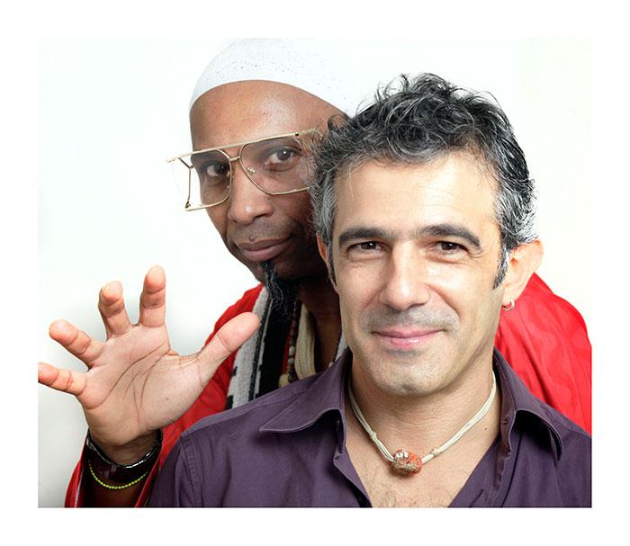 Paolo Fresu et Omar Sosa