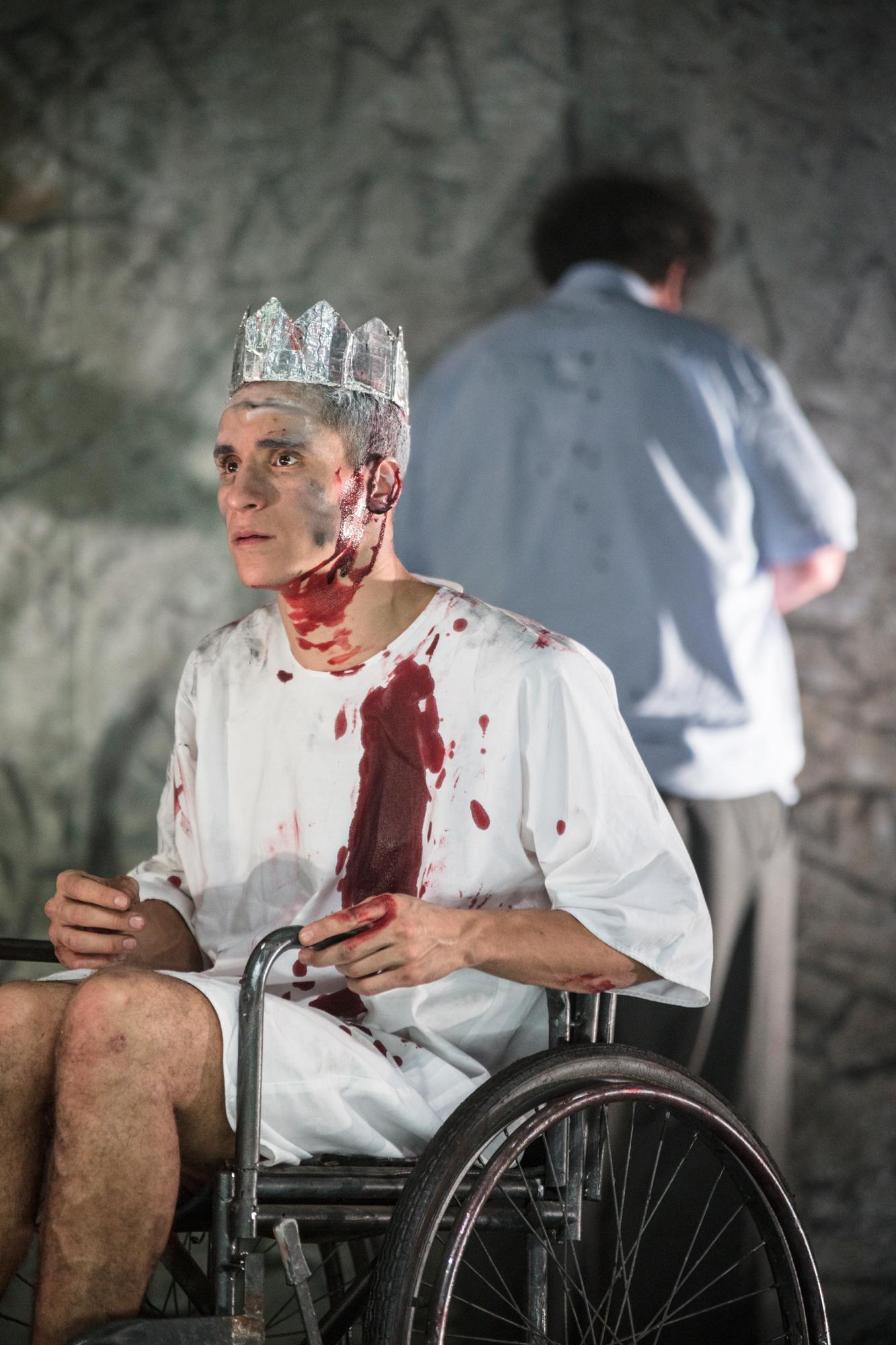 Peer Gynt par le CDN de Normandie-Rouen David Bobée / Henrik Ibsen