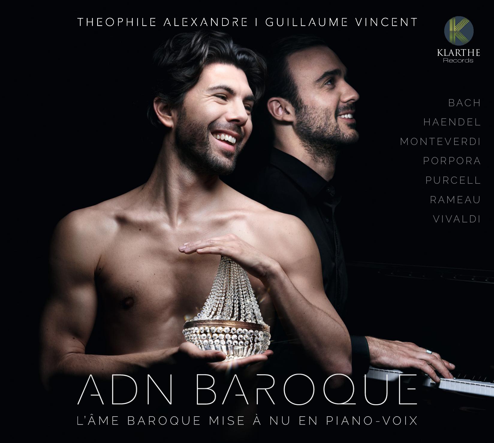 ADN BAROQUE : Théophile Alexandre & Guillaume Vincent