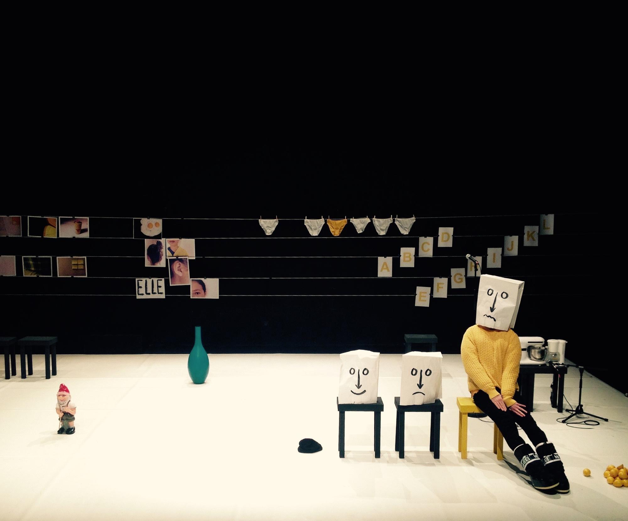 Tendres fragments de Cornelia Sno par Happy People and co