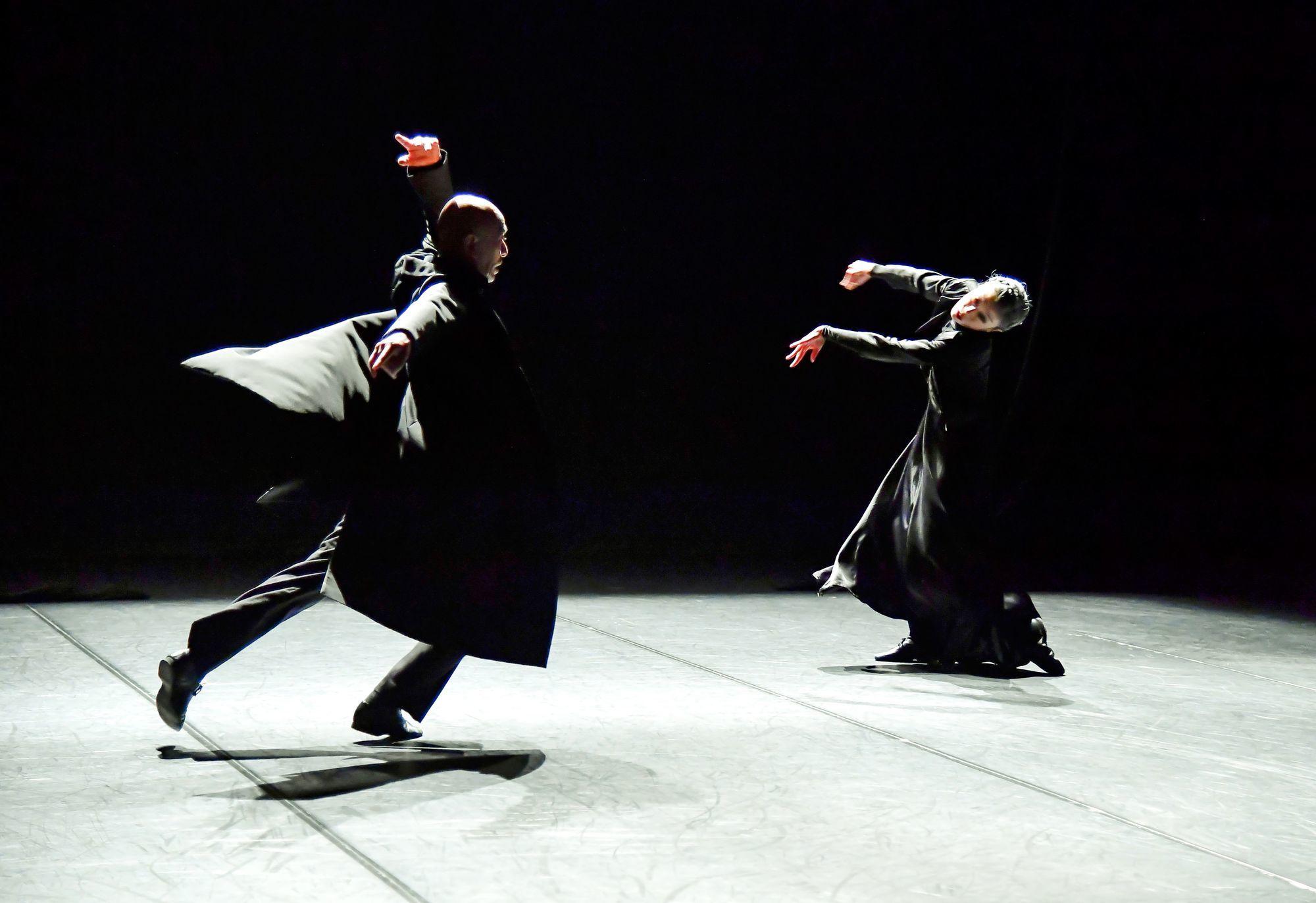 Tristan and Isolde - Saburo Teshigawara
