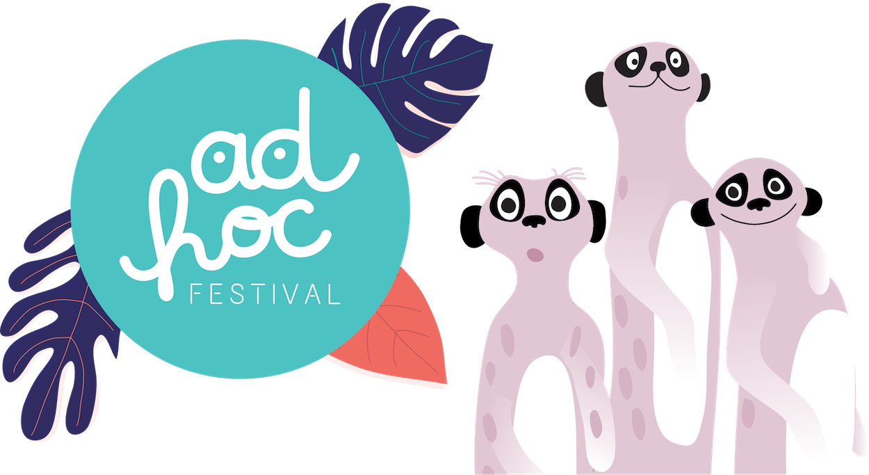 Logo Festival Ad Hoc 2018