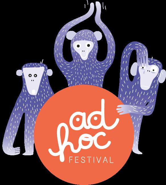 Logo Festival Ad Hoc 2017