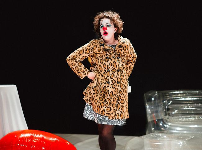 Atelier Clown  Pauline Couic