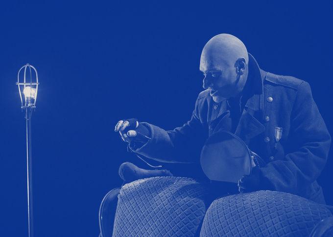 Alexandre Haslé dans Le Dictateur & le Dictaphone