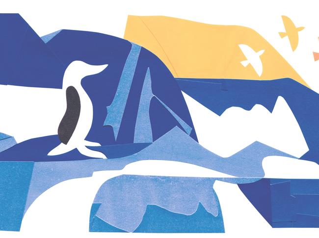 Le Complexe du pingouin