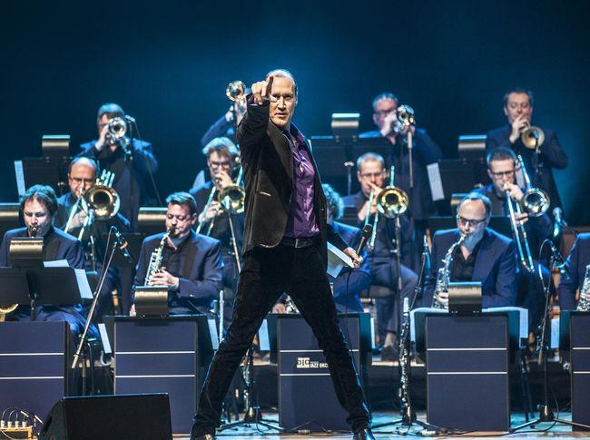 Brel par le Brussels Jazz Orchestra et David Linx