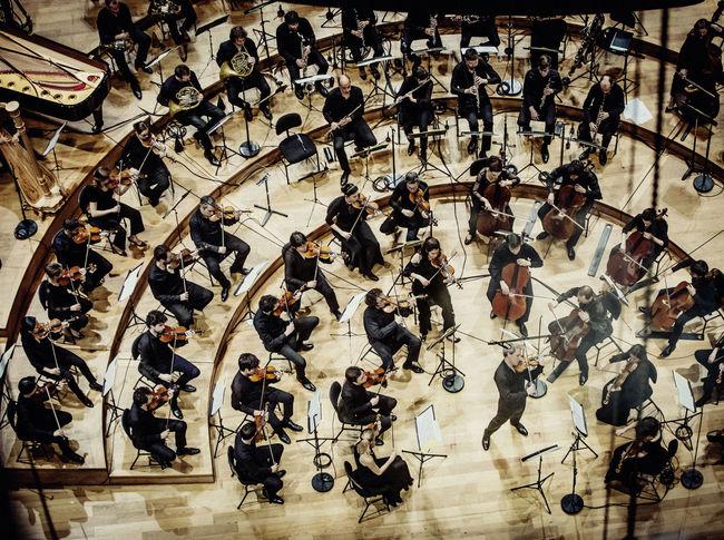 Les Dissonances Wagner / Strauss / Schoenberg