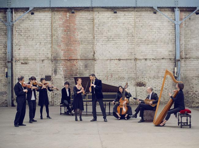 Six concertos brandebourgeois